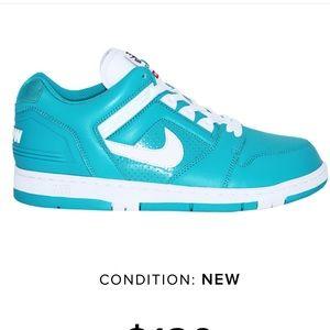 Supreme Nike collar Air Force 2